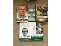 X5 Celtic books must for any Celtic fan