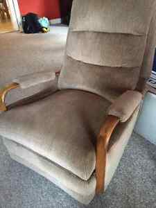 Recliner for Free
