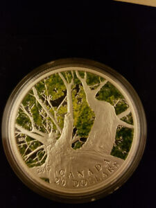 $20 Spring Canopy coin 2013- Royal Canadian Mint