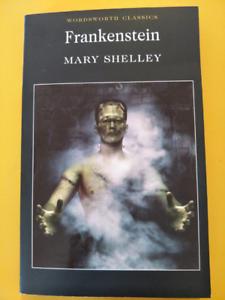 Frankenstein Mary Shelly VCE ENGLISH