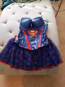 Superwoman Halloween costume
