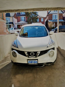 2015 Nissan Juke SUV meticulously kept, including  snow tires
