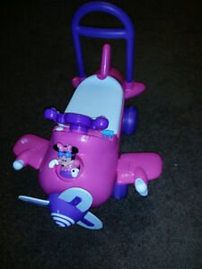 baby toys and walker in mint condition