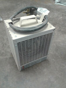 Space heater for renovating / painting / drywalling