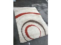VERY LARGE DUNELM RUG ** FREE DELIVERY TONIGHT **
