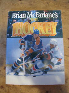 Vintage NHL Hockey Book