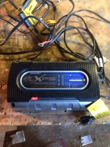 Bass pro 3 bank battery charger