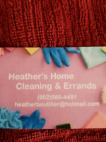Heather's Home Cleaning