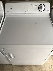 Brand new moffat washer and dryer combo