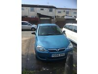 Corsa 1.0l spares or repairs - or will break and sell parts if enough interest?