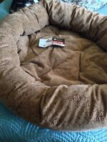 Bowser Dog Bed - NWT
