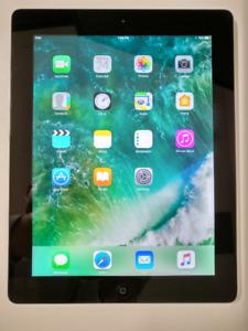 Ipad 4 Black A1458 4th Generation Retina Display 16GB Wifi Apple