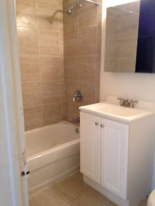 Renovated 4 1/2 for rent, Lachine