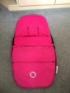 Bugaboo footmuff sac de couchage pour bébé