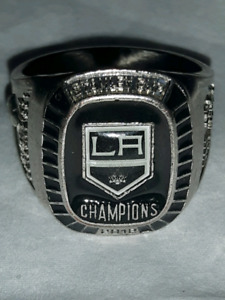 2012 L.A. KINGS CHAMPIONS RING