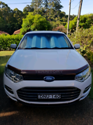FORD TERRITORY SZ TX  RWD SEQ SPORT SHIFT PETROL Bilambil Heights Tweed Heads Area Preview
