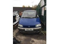 Nissan vanet 2000 breaking for spares replacement parts