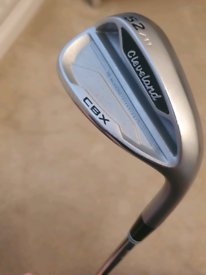 ## SOLD Cleveland Cbx 52° wedge