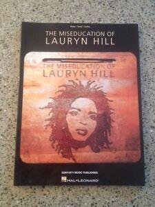 New Lauryn Hill Music book