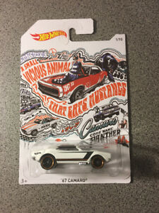 Hot Wheels 67 Camaro