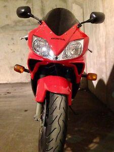 2002 Honda CBR 600 New body work