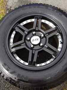 SUV/ truck tires and rims NEW PRICE