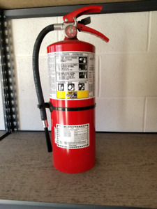 Refurbished Fire Extinguishers For Sale