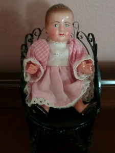 1920's French Celluloid Doll