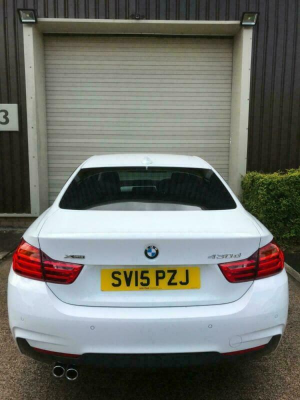 BMW 430 3 0TD 258bhp Auto d xDrive M Sport £299/MONTH CAR FINANCE PCP   in  Clitheroe, Lancashire   Gumtree