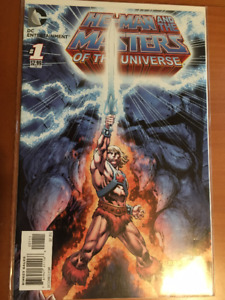 HE-MAN & THE MASTERS OF THE UNIVERSE #1 September 2012 Comic Boo