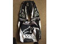 Alpinestars Moto cross top n bottoms
