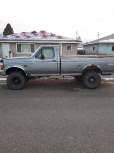 1994 Ford F-150 XL Pickup Truck
