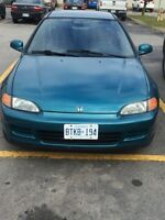 Honda Civic coupe ***CLEAN *** price dropped