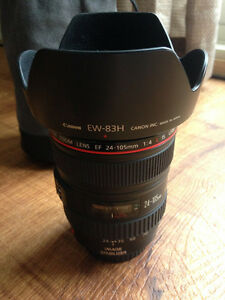 Canon EF 24-105mm f/4