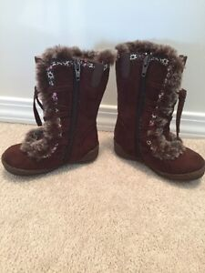 Carters baby boots Strathcona County Edmonton Area image 4