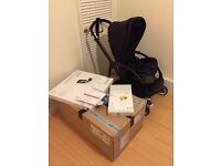 Bugaboo Bee3 Black Chassis edition