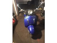 Direct bikes x2 bikes Vespa lambretta replicas spares or repair project