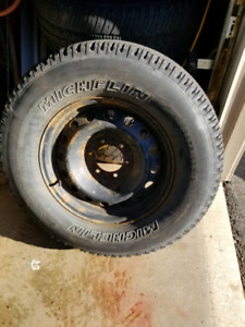265 70 17 truck tires and rims