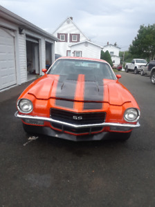 Recently Restored 1972 Camaro in Excellent Condition