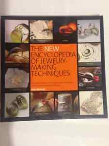 The New Encyclopedia Of Jewelry Making Techniques Tutorial Book