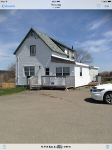 House for sale with large horse barn