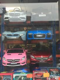 Parental Remote & Self Drive Music, lights, Door Open, etc.. From £100