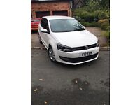 Volkswagon (VW) Polo 61 plate. 3DR. Automatic DSG