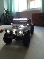 Axial SCX10 with wireless winch