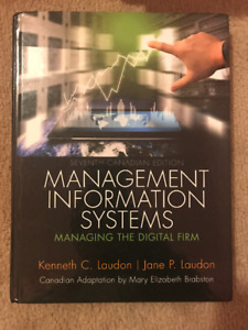 Management Information Systems- 7th Cad. Edition