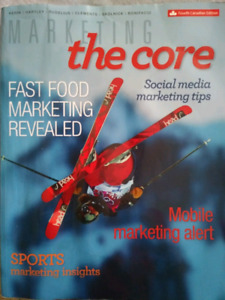 Introduction to Marketing: The Core