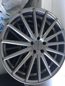 VOSSEN VF/SERIES, 4 MAGS almost new