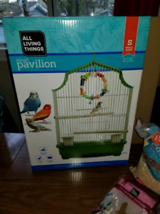Small size birdcage