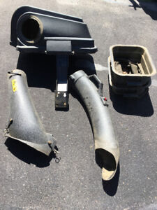 Riding Lawnmower Bagger or Bagging System