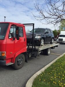 Remorquage Towing transport le moins cher